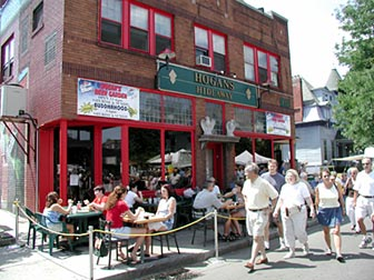 park avenue cafes, pubs, and restaurants in rochester, ny 14607